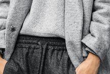 Minimal chic grigio