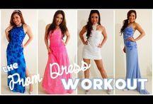 Workout, inspiration, etc.