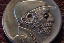 Unusual Carvings: Hobo Nickels