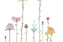 kuvis hennon kukkaset