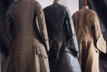 Frothy Frock Coats / Inspiration for historical men's wear redone for modern ladies
