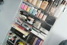 OLGABIELMAKEUPBOX / Авторская коллекция органайзеров ручной работы для хранения и организации косметики и других мелких предметов в доме.