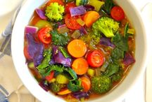 Cleansing Soup / Easy and healthy soup to make