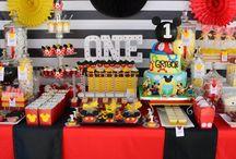 1st birthday parties