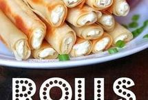 Baked cream cheese Rang goon