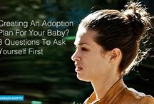 Finding Adoptive Parents For Your Baby / Pregnant and considering adoption? Here are tips on how to find the right adoptive family for you and your baby.