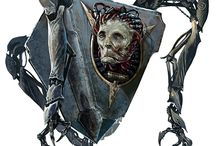 Creatures - Mechanoids and Cyborgs