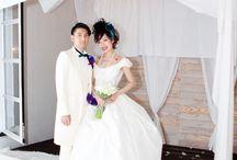 Wonder White Wedding☆ / 空間から料理まで、すべてが純白に包まれる結婚式☆