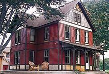 Historic Homes and Places