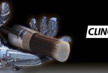 Kiskereskedőket keresünk a CLING ON! professzionális festőecsetek értékesítésére / Miért pont a Cling On! ? - mert rendkívül tartós - mert egyáltalán nincs szálhullás - mert kifejezetten vízbázisú anyagokhoz kifejlesztve - mert a végeredmény bársonyosan sima felület - mert formatartó - mert gyorsabb, hatékonyabb és könnyebb munkát biztosít - mert a világon egyedülálló a filament izzószálaknak köszönhetően - mert nem ragad bele a festék, egyszerűen tiszta vízzel gyorsan tisztítható és mert gyönyörű !