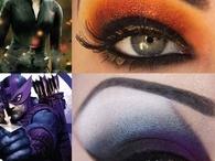 Eye makeup / by Kellie Cantu