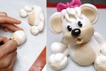 cakes step by step