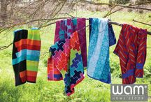Beach Towels / Fun in the sun, lounge by the pool or sand with WAM's opulent beach range. Summer loving... beach towels, kids and adults. #beachtowels #summer www.wamhomedecor.com.au