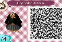 Harry Potter motif