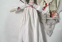 rag angel dolls