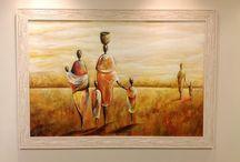 """Pintura em tela por Katia Almeida / Minhas pinturas em tela por Katia Almeida www.katiaalmeidaart.com.br """"Obras a venda """""""