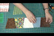 Missouri star quilt tutorials / by Niurka Alfaro