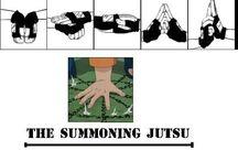 Sellos de manos / jutsu