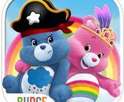 Digital Bears / Care Bears & other apps we love!