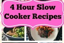 Slow Cooker/Crockpot Recipes