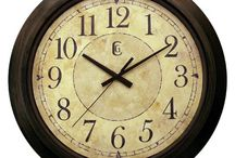 Decorative Clocks / Designs you'll be proud to display in your home