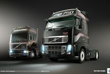 Trucks / Large & Small, Old & New / by Nice Cars