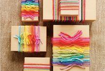 Gift Wrap / by Tonya