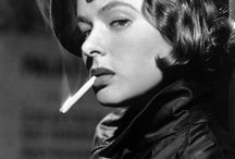 Ingrid Bergman....