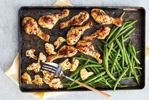 Oven roasted meals