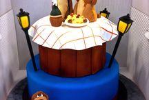 Disney torták