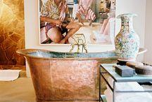 Interior Design: Bathrooms / by Didi Kasa