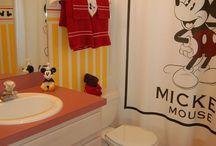 "Mieszkanie, pokoje ""Mickey"""
