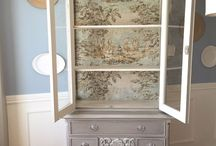 Restoring French country furniture