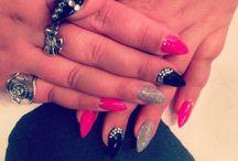 Nails / Omia ja bongattuja