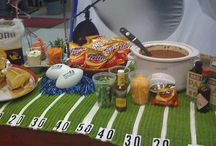 Tailgating/Game Day Ideas and Food