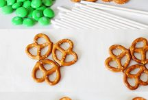 St.Patrick's Day kid treats