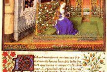 medieval Manuscripts & Art