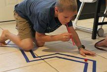 Teaching while playing - Játszva tanítani / Here you can find various creative fun ways to teach something new to your children. Itt különféle kreatív játékokat találsz, melyekkel taníthatsz valami újat csemetéidnek.