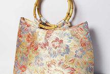 Silk Brocade Handbags