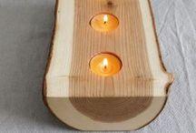 vyrobené z dreva