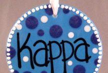 Kappa Kappa Gamma / by Lori Bynum