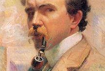 arte - Georges Seurat (1859-1891) / arte - pittore francese