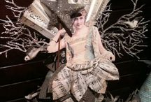 aRt - fOlliEs, DoLLieS, tiAraS, aNd tReaSuReS / by Sandra DePaula