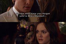 Chuck & Blair ❤️