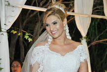 Noivas Reais Leda Noivas / Noivas Reais - Sonhos concretizados!  Inspirações para vestidos de noivas.