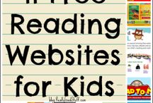 Reading / Resources for teaching reading to children.