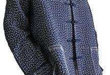 Jacket Sashiko