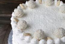 Torták, krémesek