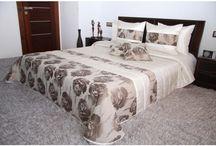 Moderné prehozy na postel