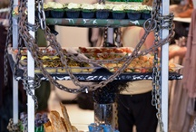 Belle's Patisserie Catering / No time to whip up a gourmet masterpiece that will impress and keep mouths full? That's what Belle's Patisserie is here for. Take the pressure off and take advantage of our catering services. We deliver and set up only the finest quality foods, savoury or sweet.